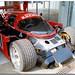 Reuter / Toivonen Kremer Porsche 962C Group C Sportscar. 1991 Silverstone 1000km