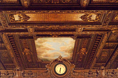ceiling in the main reading room (emmcnamee) Tags: life park street city nyc newyorkcity people usa ny newyork building public architecture outdoors reading manhattan background library room main 42ndst nopeople bryant rotunda mcgraw 42nd buidings mainlibrary emmcnamee eileenmcnamee