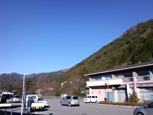 道の駅たばやま
