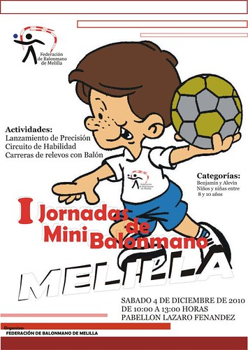 MINI BALONMANO
