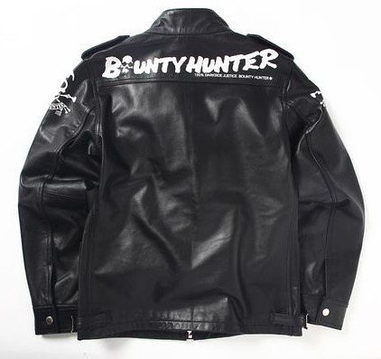 bounty hunter x Ollie Mag