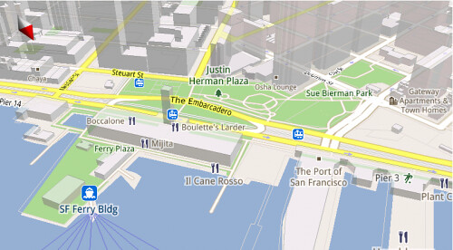 Google Maps 3d Coming Soon