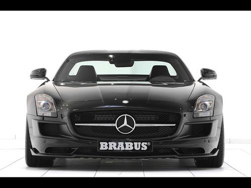 2011 Brabus Mercedes-Benz SLS AMG