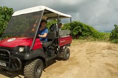 Carla's ride