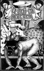 O Boi da Macuca (airtoncardim) Tags: art ink arte fig drawing draw dibujo desenho boi nanquim garanhuns boidamacuca macuca festivaldeinvernodegaranhuns