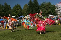 Spokane Pow Wow (Visit Spokane) Tags: park city heritage washington dance costume spokane dancers dancing native feathers americans wa indians powwow