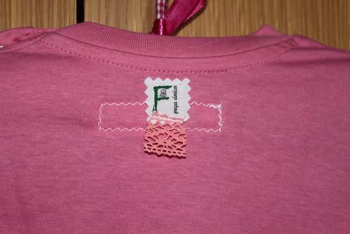 Tshirt Rosa