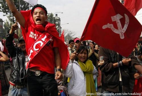 communist nePAL