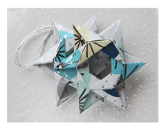 Origami Star (steffi's) Tags: christmas xmas stella paper star origami advent craft ring gift modular diagram papel stern handicrafts papier estrella carta weihnacht papercraft christmasornaments modules modularorigami origamistar    papierfaltkunst   bonnerstern origamistern