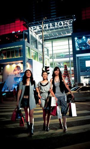 Jia Yeen,Chee Li Kee and Shannon Chow