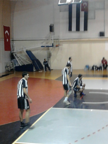 Hentbol: Beşiktaş-Trabzonspor