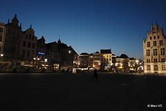 Mechelen int Blauw (Marc VC) Tags: mechelen grotemarkt