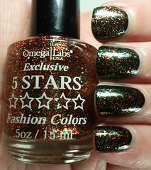 Omega Labs Christmas Glitter