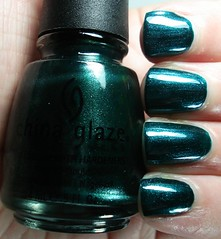 China Glaze Emerald Fitzgerald