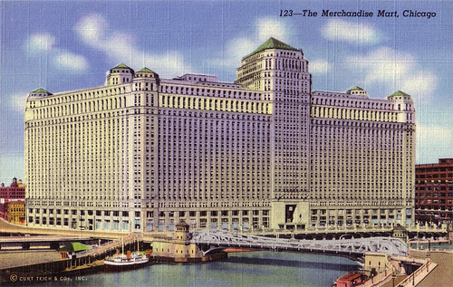 The Merchandise Mart, Chicago [123]