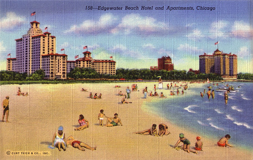 Edgewater Beach Hotel and Apartments, Chicago [158]