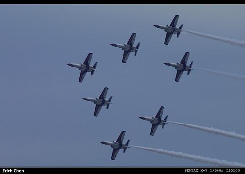 新竹空軍基地開放--雷虎小組