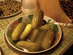 Pickles at the New Orchard Farmers´ Market - Sunnyside, Queens