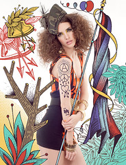 "Guerrilla Jungle @REMIX 167 ""Marcelo"" (Julieta Romalde) Tags: piranha marcelotinelli xpiranhax revistaremix julietaromalde pinkmodels mechemendez frumbolinovillo daisaucedo fabianapereyra"