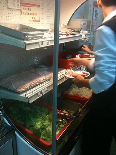 台電勵進酸菜白肉鍋