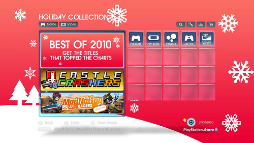 PlayStation Store - Holiday Collection