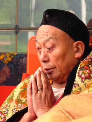 宗萨仁波切2011年:普贤上师言教口传六 - 坚华嘉措 - 坚华嘉措(本人的博客独此一家,绝无分店)