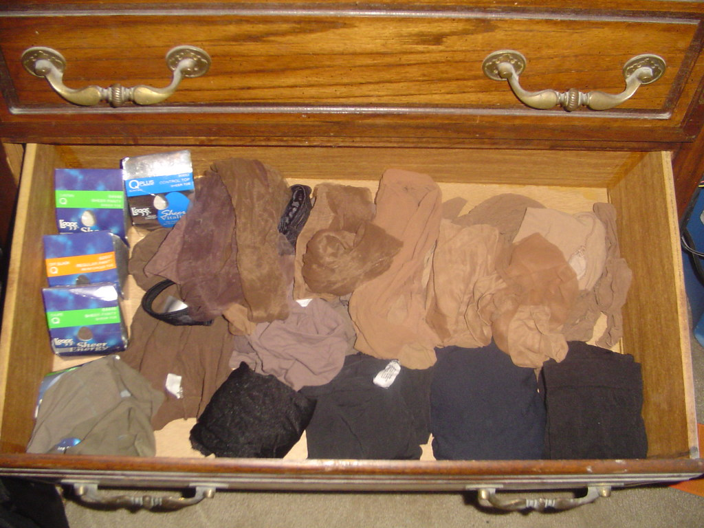 Erotic panty drawer stories something