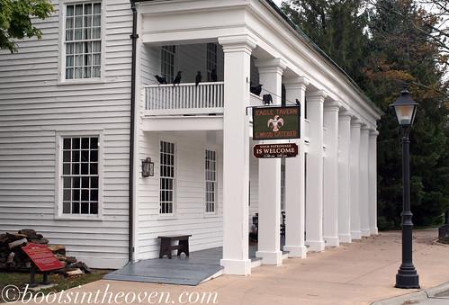 Eagle Tavern - recreating mid-19th-century tavern life