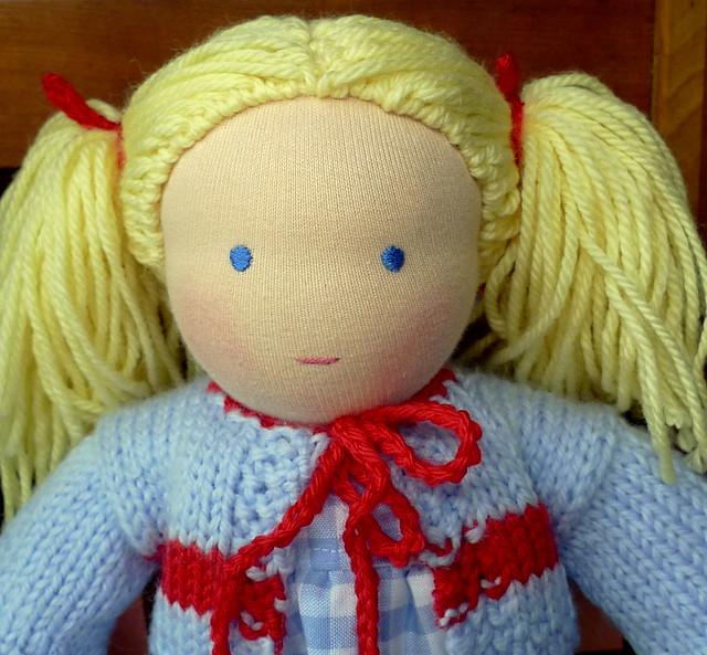 Sarah's doll