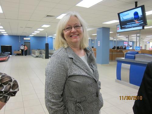 Mary Augusta Thomas at STRI