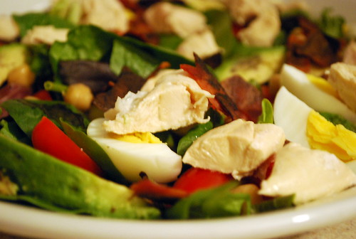 Recipe Healthy Cobb Salad