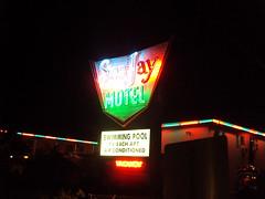 The Sea Jay Motel (thestpeteproject) Tags: beach st island treasur