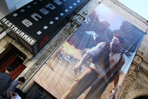 UNCHARTED 3: LA Press Event