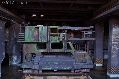 "Landschaftspark - Lost Train • <a style=""font-size:0.8em;"" href=""http://www.flickr.com/photos/53054107@N06/5269987688/"" target=""_blank"">View on Flickr</a>"