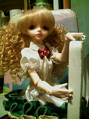 Lillian 3 (gloomyclouds) Tags: japan doll dolls hobby bjd dollfie dollzone