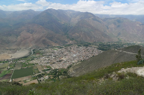 Callejón de Huaylas - Caraz, Peru