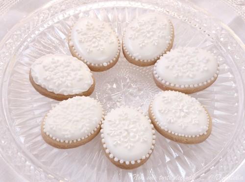 Royal Icing cookies for Christmas