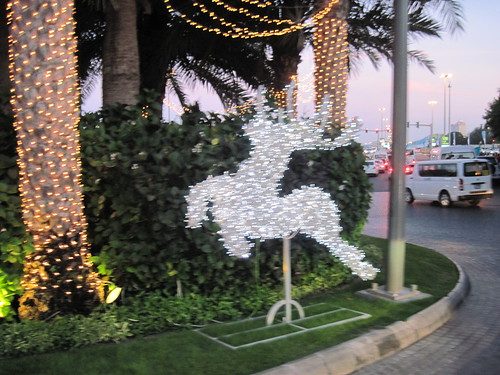 Christmas Decorations at Madinat Jumeirah