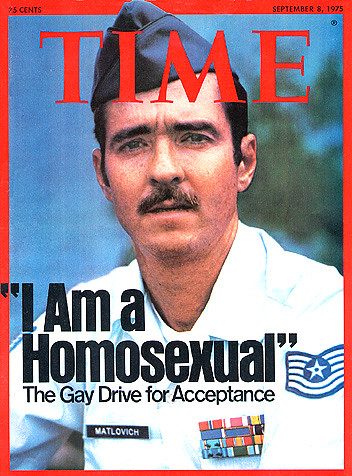 Leonard Matlovich, 1943-1988 (DADT is repealed by Congress today!)