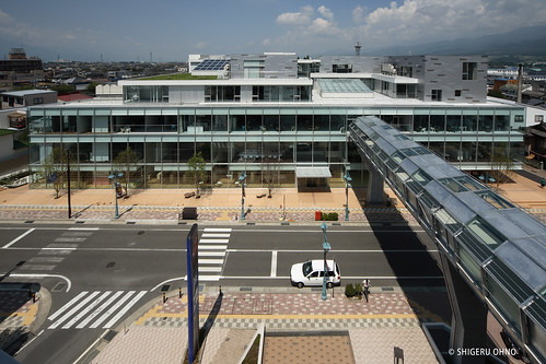 Shiojiri civic communication center_01