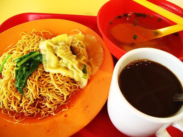 IMG_0173 难吃的早餐,新加坡