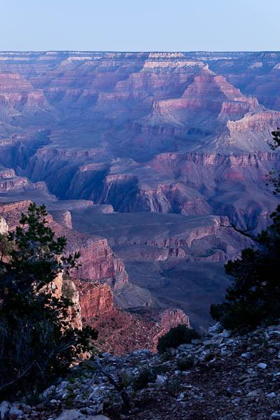 Grand Canyon Sunrise 7:55 AM