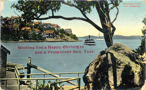 Season's Greetings: postcards from Mosman