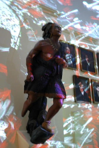 """Figureheads"" Exhibition in the East India Hall"