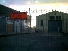 Depósito de vehículos de Lebrija
