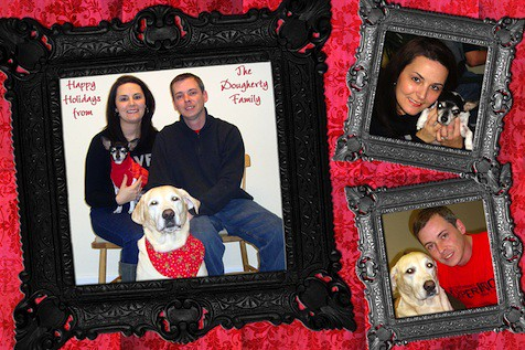 Happy Holidays from The Dougherty Family!