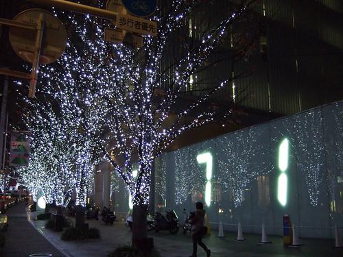 2010冬,東京