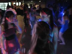 Fiesta de Graduación 2010 (fran-va) Tags: luces chiquillas fiestadegraduación