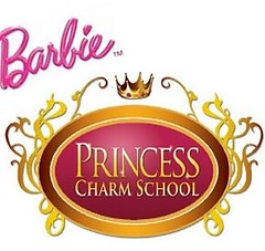 Barbie Princesa Charm School