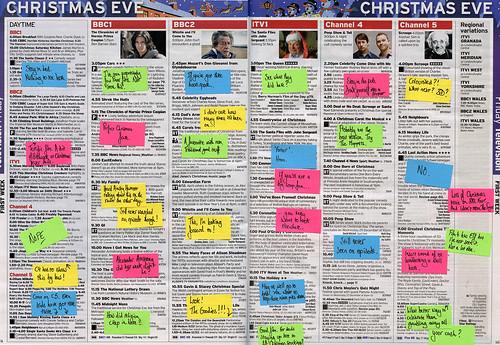 Radio Times 24 December 2010